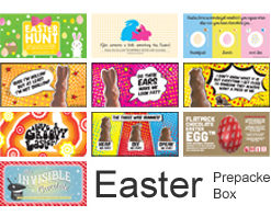 Easter Prepacked Box (30 Bars per box)