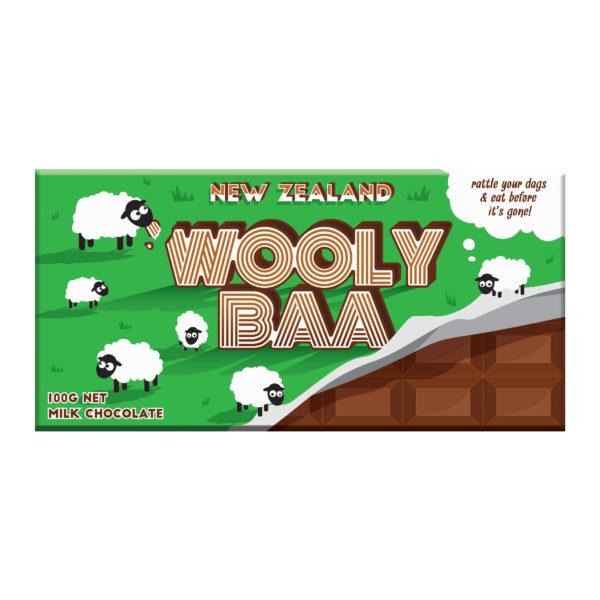 117 - Wooly Baa