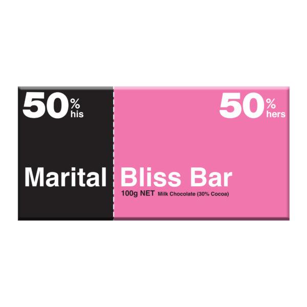 233 - Marital Bliss (Black & Pink)