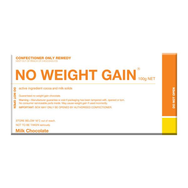 258 - No Weight Gain