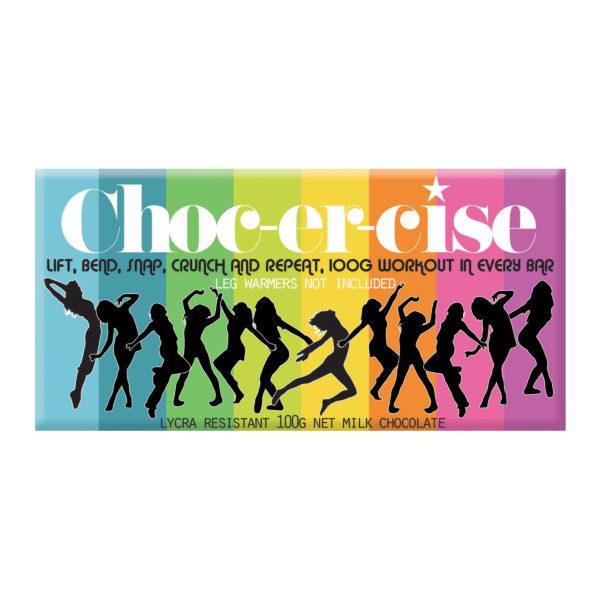 362 - Choc-er-cise