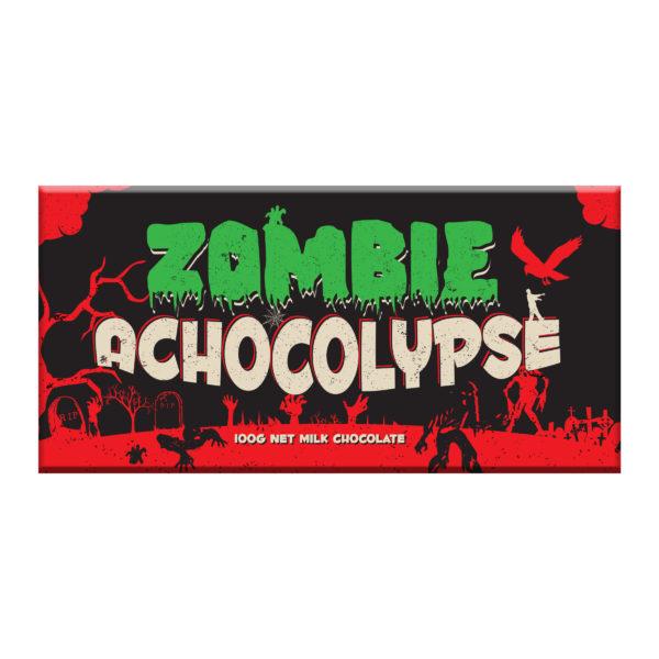 380 - Zombie Achocolypse