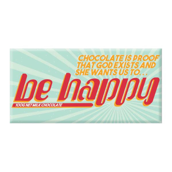 477 - God Be Happy