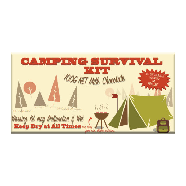 484 - Camping Survival Kit
