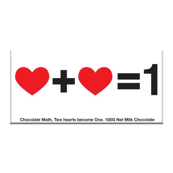 370 - Heart + Heart = 1