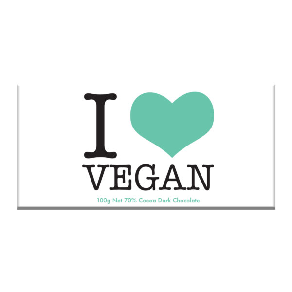 558 - I Love Vegan