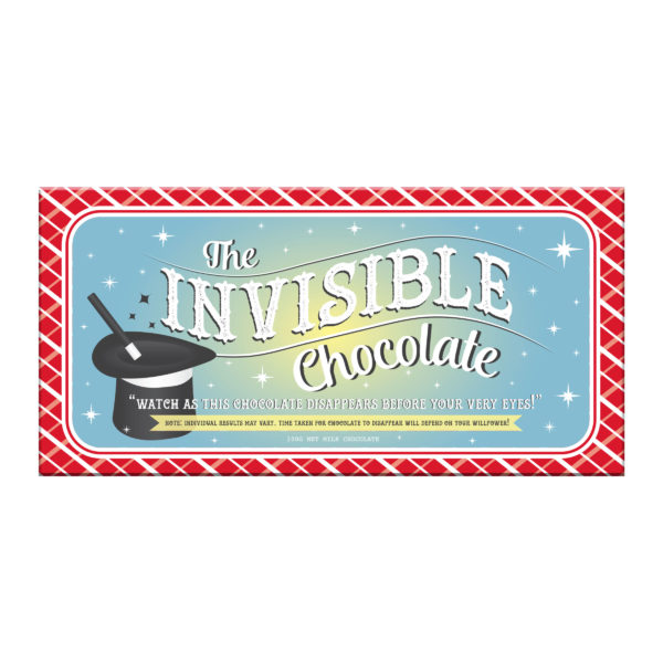 260 - Invisible Chocolate