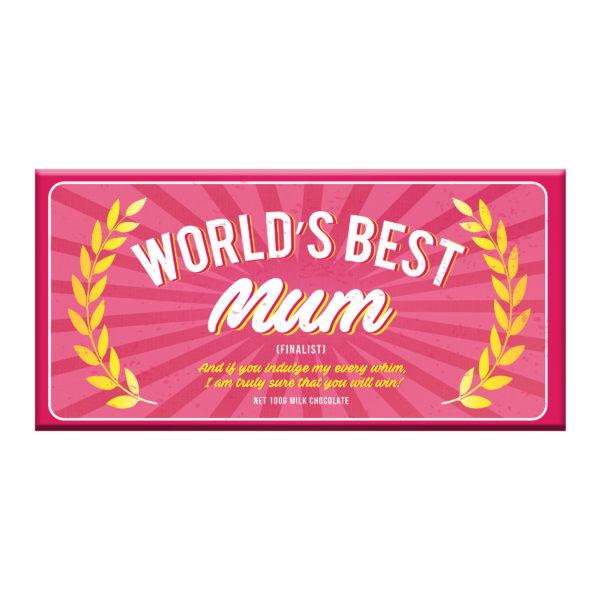 745 - World's Best Mum