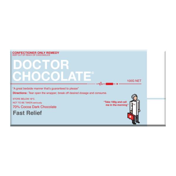 105: 769 - Dr.Chocolate
