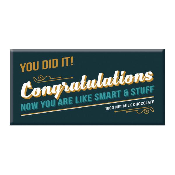 538 - Congratulations Smarty