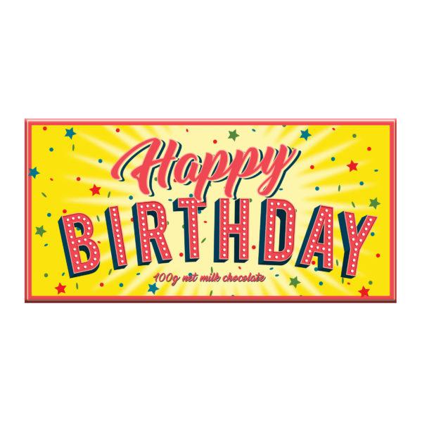 760 - Happy Birthday Star